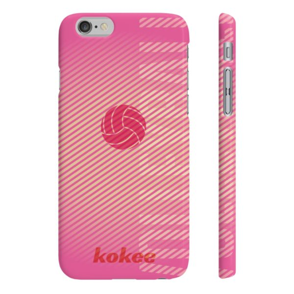 Wpaps VB Kokee Slim Phone Cases IcePink